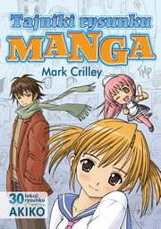 Tajniki rysunku Manga, Crilley Mark