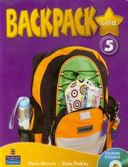 Backpack Gold 5 with CD, Herrera Mario, Pinkley Diane