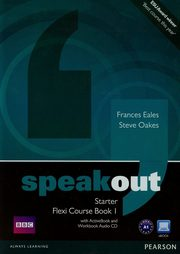 Speakout Starter Flexi Course Book 1 + 2CD, Eales Frances, Oakes Steve