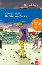 Gefahr am Strand, Wagner Andrea Maria