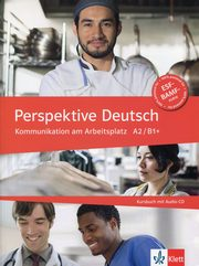 Perspektive Deutsch Kursbuch + CD,