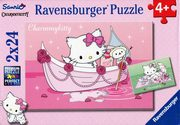 Puzzle Charmmykitty 2x24,