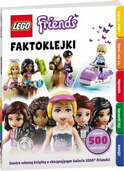 Lego Friends Faktoklejki,