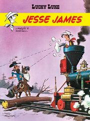 Lucky Luke Jesse James, Goscinny Rene