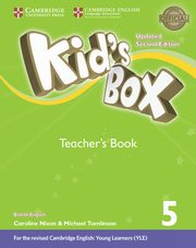 Kid's Box 5 Teacher?s Book,