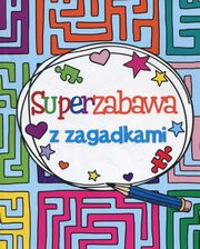 Superzabawa z zagadkami, Regan Lisa, Harris Joe
