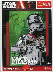 Puzzle 54 Mini Star Wars VII Capt. Phasma,