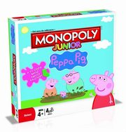 Monopoly Junior Peppa Pig,