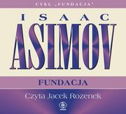 Fundacja 3 Fundacja CD mp3, Asimov Isaac