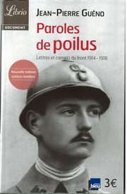 Paroles de poilus, Gueno Jean-Pierre
