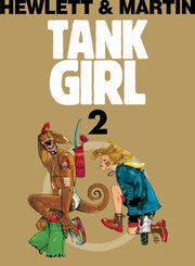 Tank Girl Tom 2, Martin Alan