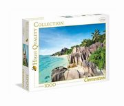 Puzzle High Quality Collection Paradise Beach 1000,