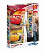 Puzzle 30 Cars Measure Me,