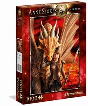 Puzzle Anne Stokes Collection Inner Strength 1000,