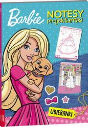 Barbie Notesy projektantki,