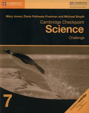 Cambridge Checkpoint Science Challenge 7, Jones Mary, Fellowes-Freeman D