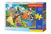 Puzzle Princesses in Garden 70,
