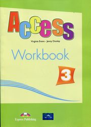 Access 3 Workbook + Digibook International, Evans Virginia Dooley Jenny