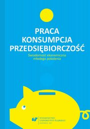 Praca ? konsumpcja ? przedsiębiorczość. Świadomość ekonomiczna młodego pokolenia - 07 National and international mobility  from the Polish students  career perspectives,