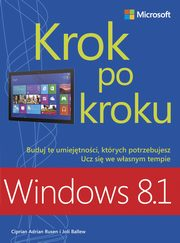 Windows 8.1 Krok po kroku, Rusen Ciprian Adrian And Ballew Joli