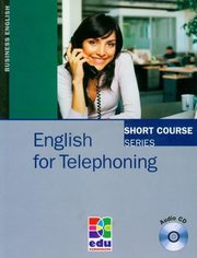 English for Telephoning + mp3 do pobrania, David Gordon Smith