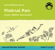Piotruś Pan, James Matthew  Barrie